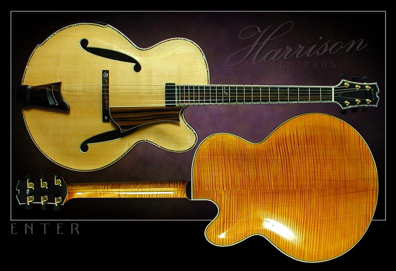 Harrison Guitars